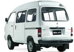 Suzuki Bolan Cargo Van Euro ll 2021 Model Price in Pakistan New Shape Feature