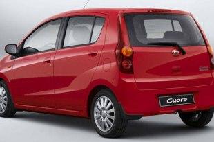 New Model Daihatsu CUORE CX 660 cc 2018 Price in Pakistan Specifications Interior Images Fuel Average