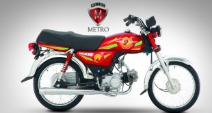 Metro MR 70 Jeet Model 2018 Price in Pakistan Fuel Average Shape Picture Specs Features   Bike Price in Pakistan
