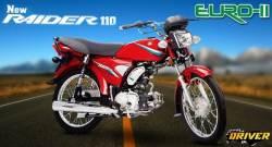 Suzuki Raider 110 Euro 2 Specification with Price Review New Bikes Launching