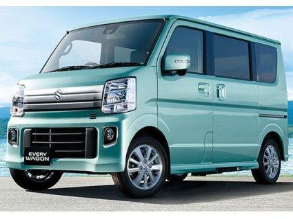 Suzuki Every 660cc Wagon Model 2021 Price in Pakistan Specs Features Fuel Consumption Shape