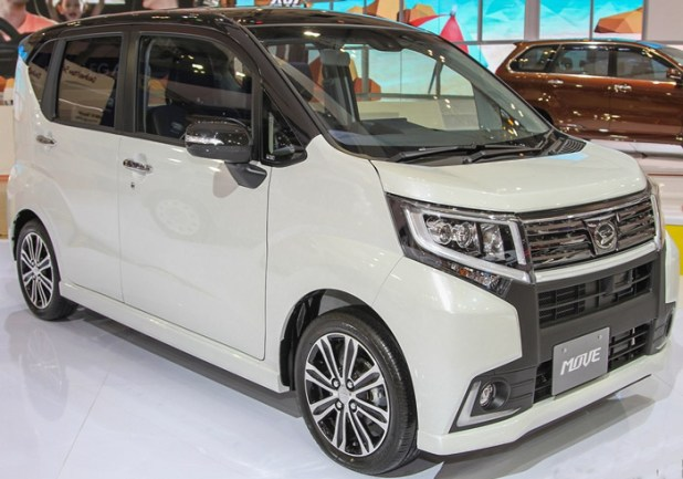 Latest Daihatsu Move 660cc Car 2017 Model Price in Pakistan Specification Shape Features and Mileage