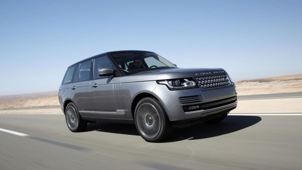 Range Rover Vogue Supercharged 5.0 V8 Model 2018 Price in Pakistan Specification Features New Shape and Interior