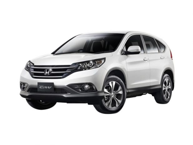 Honda CR-V Base Grade 2.4 New Model 2018 Price in Pakistan Exterior and Interior Shape and Specification