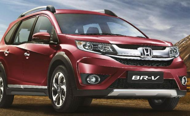 Honda BR-V GST Impact 2018 Prices in Pakistan Pictures and Reviews Colors Shape Specs