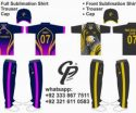 Sublimated Kits
