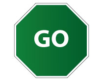 Go-sign