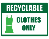 Recycle-Clothes-only