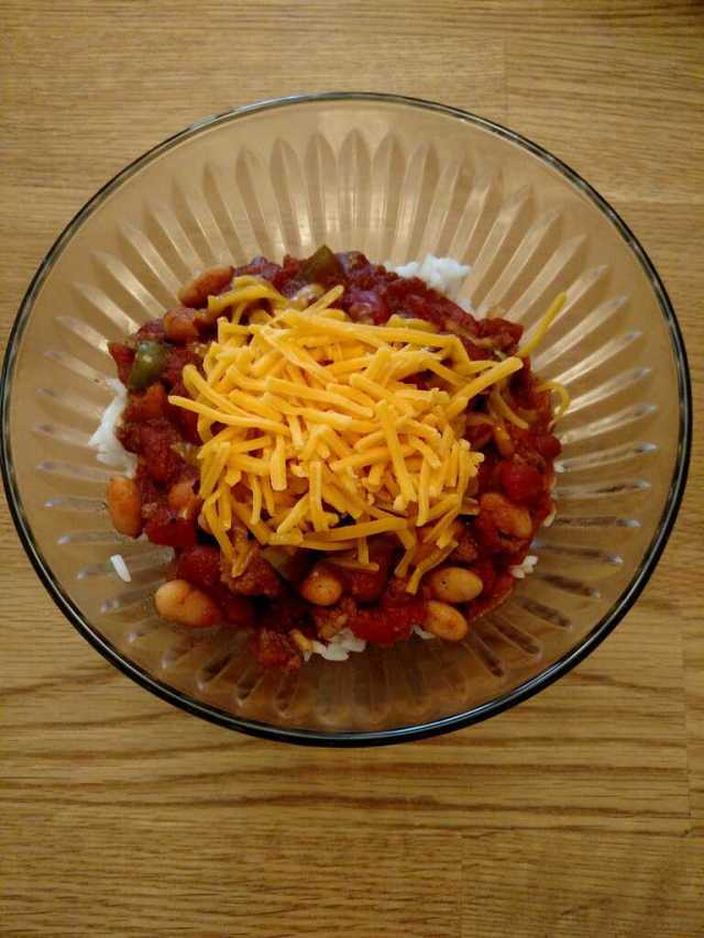 Easy Homemade Chili