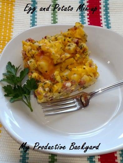 Egg and Potato Mix-up