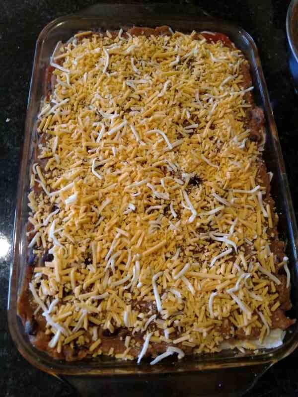 taco tortilla bake ready to bake