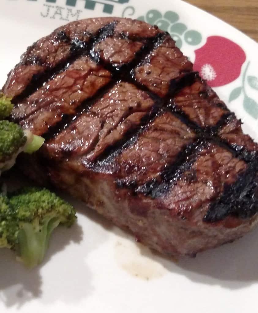 Marinated Steaks Freezer Meal