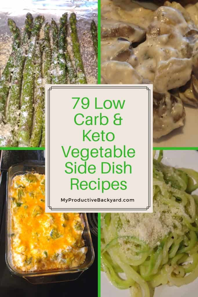 79 low carb keto vegetable side dish recipes my productive backyard 79 low carb keto vegetable side dish recipes recipes for 12 low carb vegetables to compliment your dinner forumfinder Images