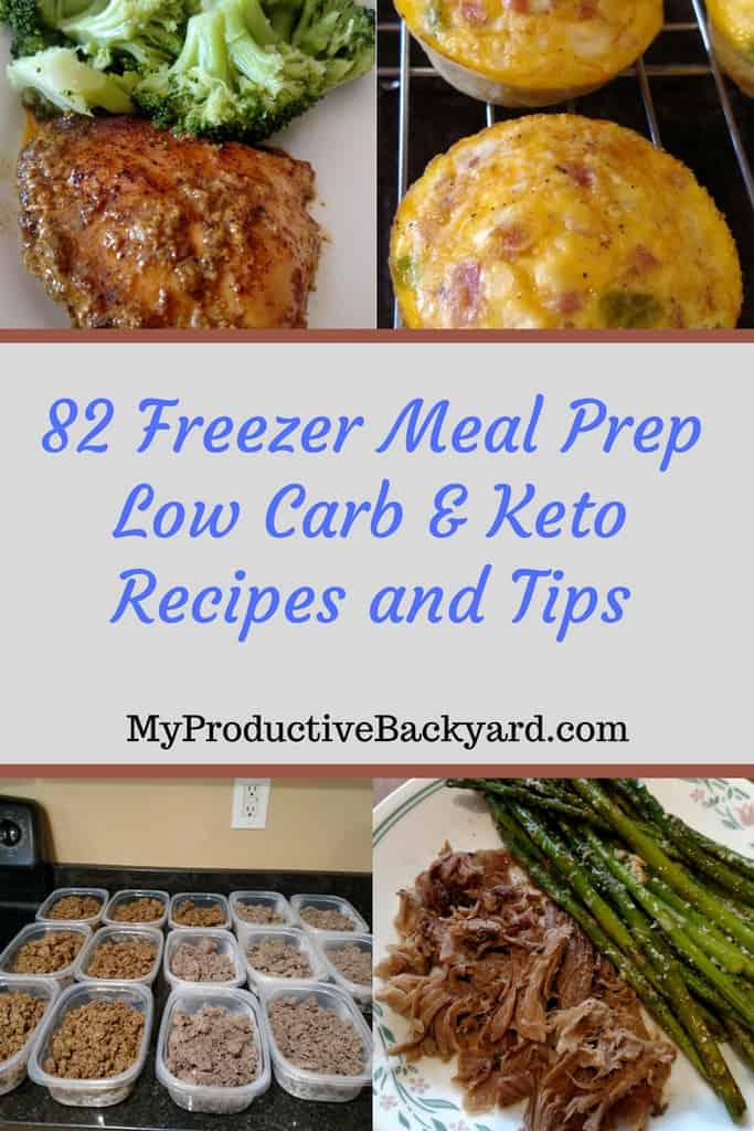 82 Freezer Meal Prep Low Carb Keto Tips and Recipes - My