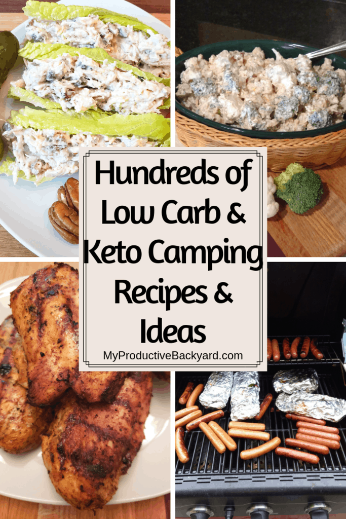 Hundreds Of Low Carb Keto Camping Recipes And Ideas