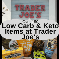Low Carb Keto Trader Joe's Items