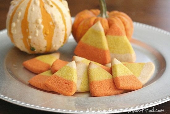 Candy Corn Cookies | Recipes