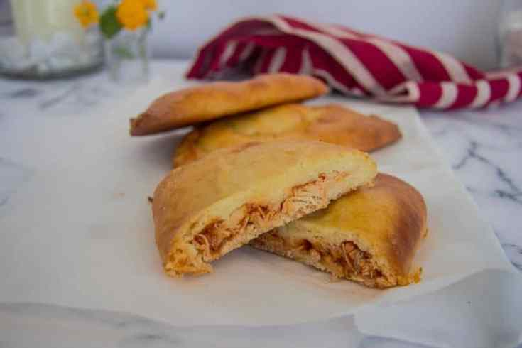 Low Carb Turkey Calzones