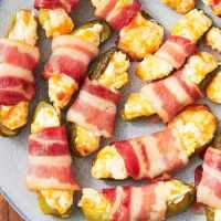 Best Bacon-Wrapped Pickles Recipe-How To Make Bacon-Wrapped Pickles—Delish.com