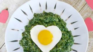 Low Carb Valentine Breakfast