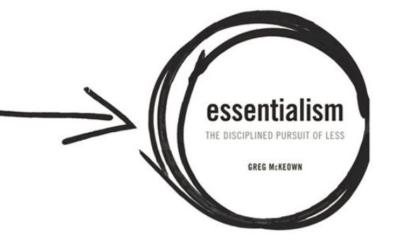Essentialism - Book review