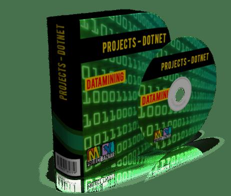 Dotnet Project - Datamining, Elysium technologies abstract.