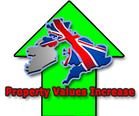 Property Values Rise Again...Just!