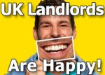 Rental Yields Up, Tenant Demand Up - UK landlords Are Happy!