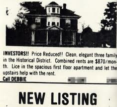 Funny Property Listing