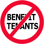 No Buy To Let Mortgages For Landlords with Benefit Tenants