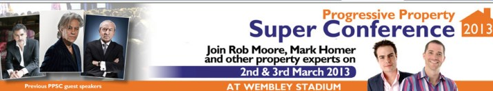 Last Chance To Get Tickets To The Property Super Conference March 2nd & 3rd 2013