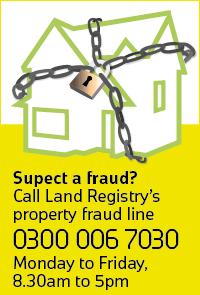 Avoid Property Fraud