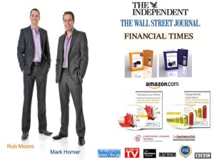 Property Super Conference Organisers Rob Moore & Mark Homer