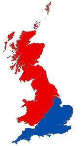 North - South Divide Widens Again