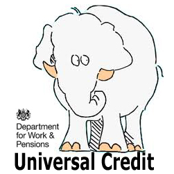 MP's Claim Universal Credit Is Another Government White Elephant