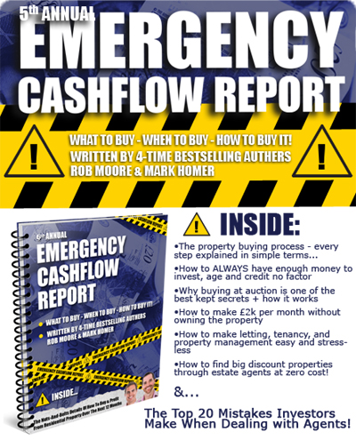 2013 Emergency Cashflow Report