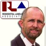Residential Landlords Association (RLA) Chairman Alan Ward