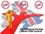 Politicians Want PRS Control
