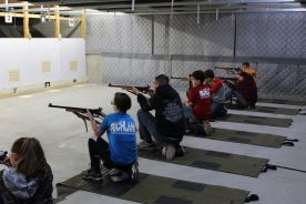 BB Gun Practice