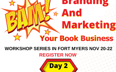 BAM Branding And Marketing Workshop  DAY 2 ONLY