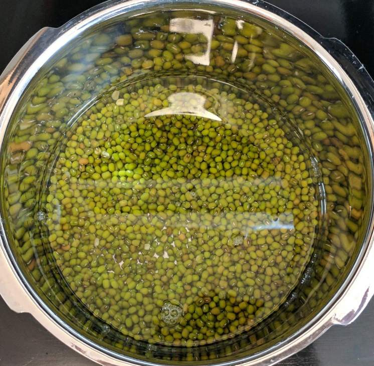 Dal Palak Recipe Step By Step Instructions 1