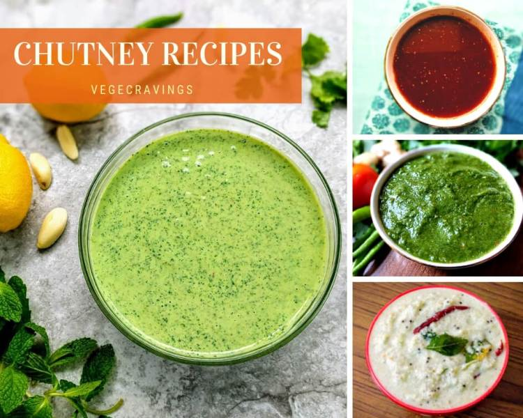 Chutney Recipes Collection
