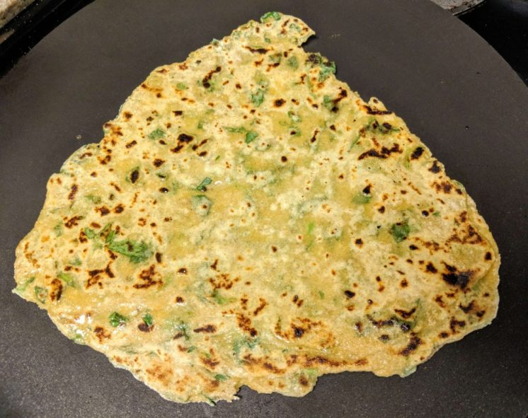 Methi Paratha Recipe Step By Step Instructions 14