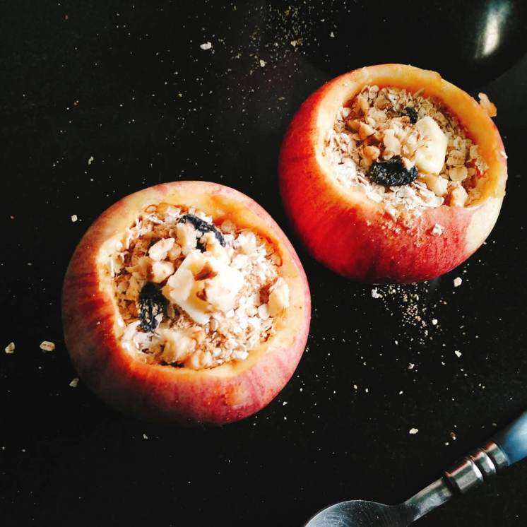 Baked Apples Recipe Step By Step Instructions 2