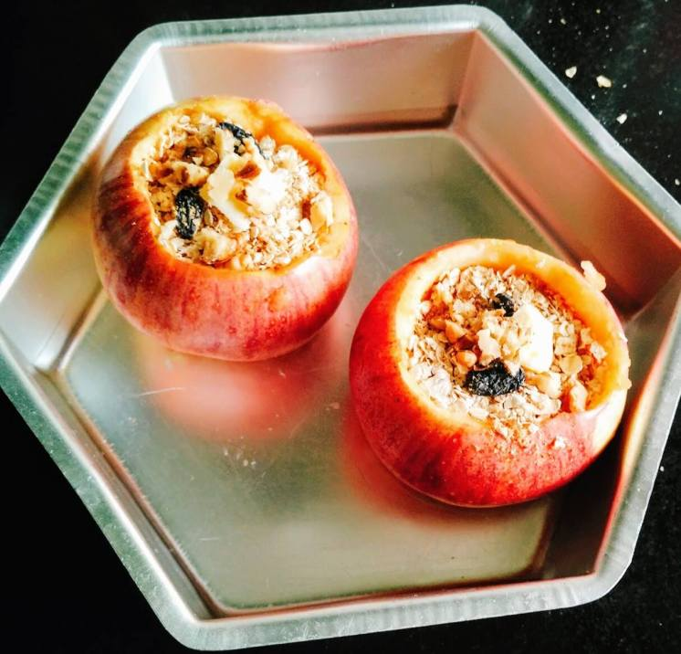 Baked Apples Recipe Step By Step Instructions 3