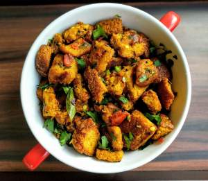 South indian recipes 14 delicious south indian dishes vegecravings bread upma recipe forumfinder Images
