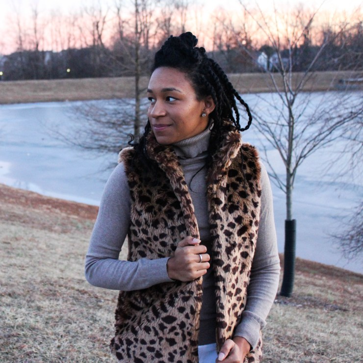 The cutest leopard vest-0005