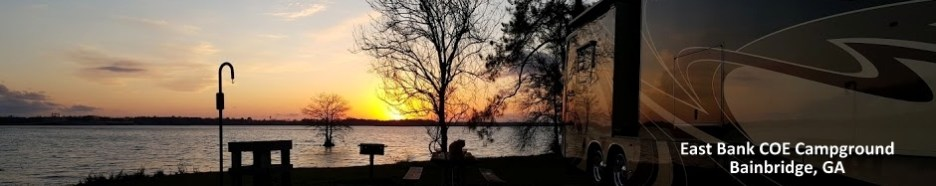 East Bank COE Sunset 1