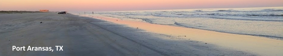 Port Aransas Beach TX