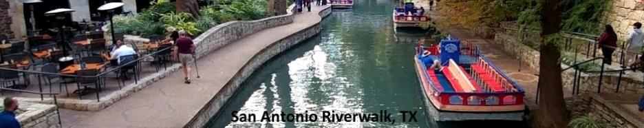 Riverwalk San Antonio 1